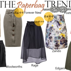 Fashion Friday: The PaperbagSkirt