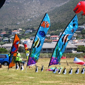 24th Annual Cape Town International Kite Festival #RiseUpAndFly