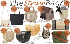 Fashion Friday: The Straw Bag