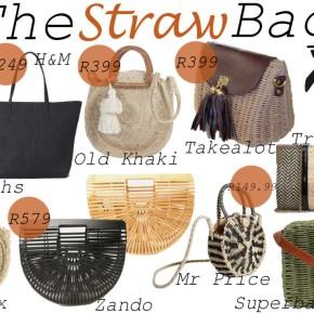 Fashion Friday: The StrawBag