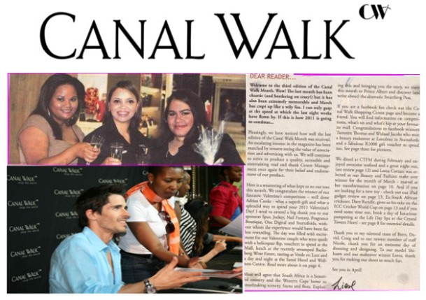 Canal Walk Newspaper