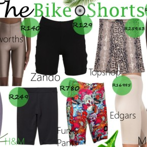 Fashion Friday: The Bike Shorts