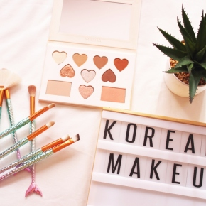 {Review} Korean Makeup: Missha Color Filter Eyeshadow Palette + MOTD