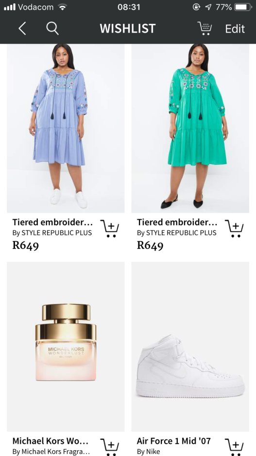 City Girl Vibe x Superbalist Wishlist