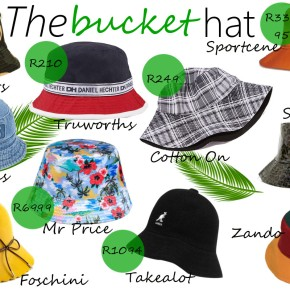 Fashion Friday: The Bucket Hat