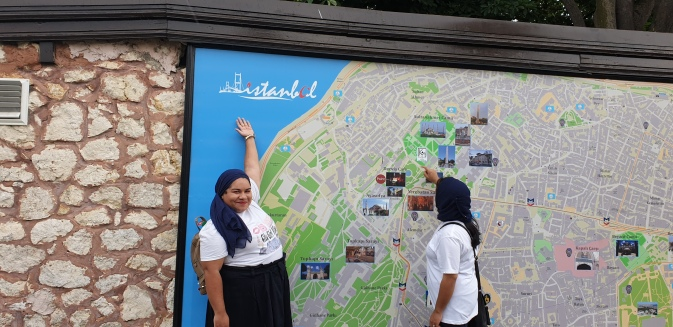 City Girl Vibe x Istanbul Turkey