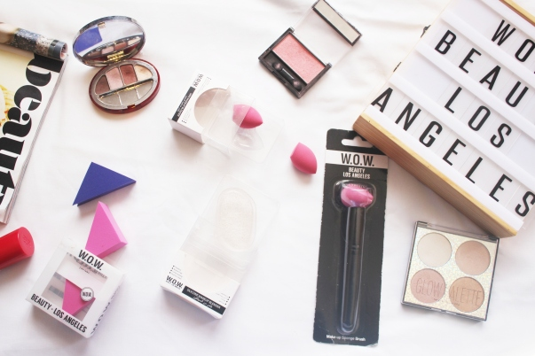 City Girl Vibe x WOW Beauty Los Angeles Makeup Tools Review