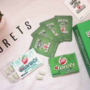 Clorets: Breathe Out Proudly For Longer – The Game