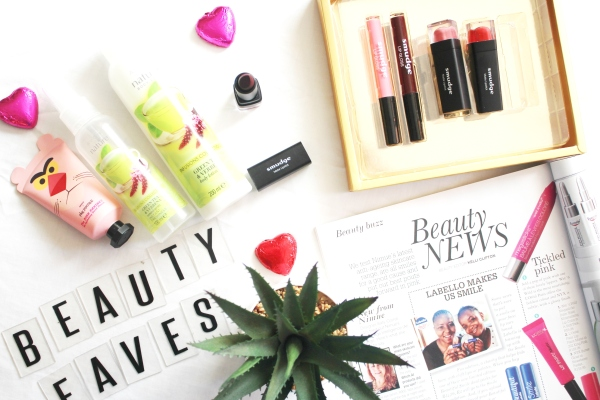 City Girl Vibe x Current Beauty Faves
