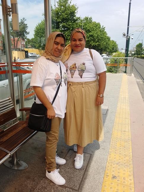 City Girl Vibe x Istanbul Tram