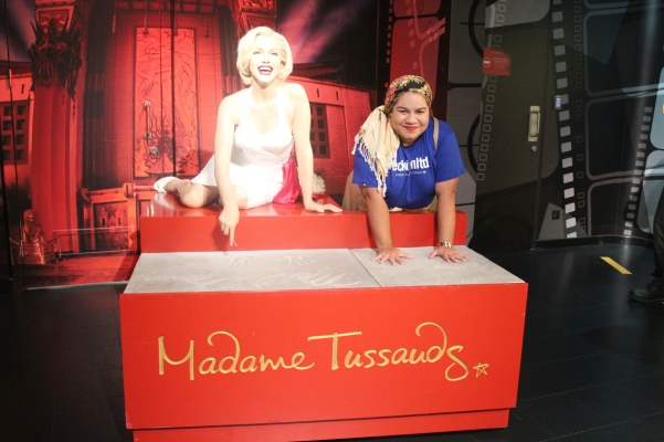 City Girl Vibe x Madame Tussauds Istanbul