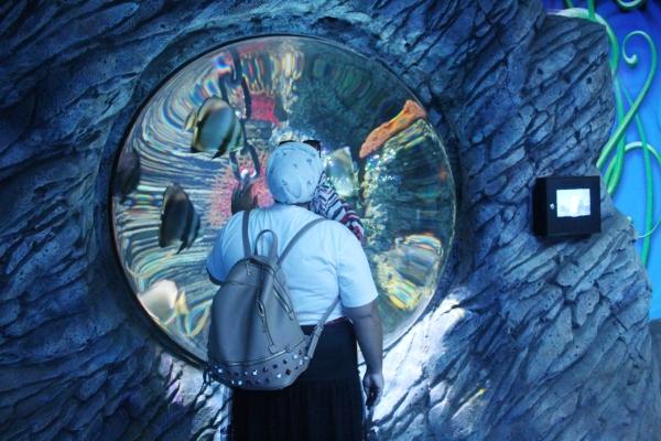 City Girl Vibe x Sea Life Istanbul