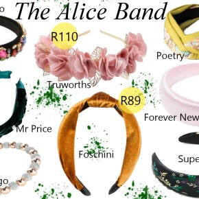 Fashion Friday: The Alice Band