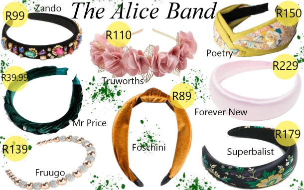 City Girl Vibe x The Alice Band Trend 2020