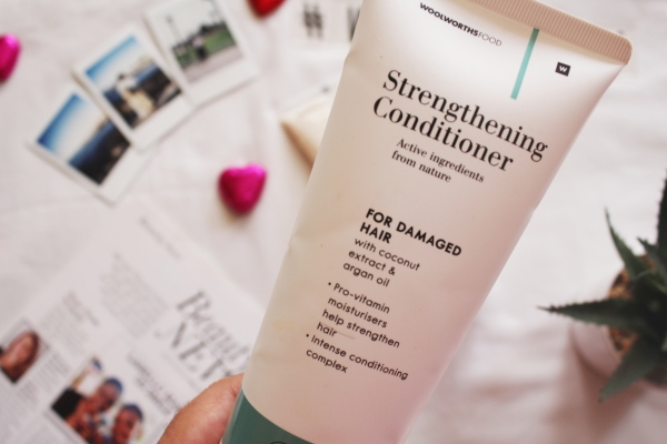 City Girl Vibe x WBeauty Strengthening Conditioner