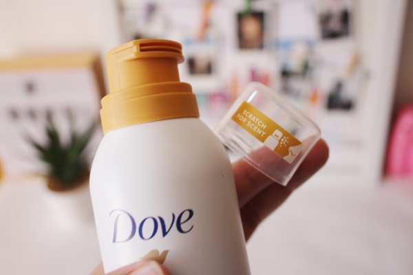 City Girl Vibe x Dove Shower and Shave Mousse Review