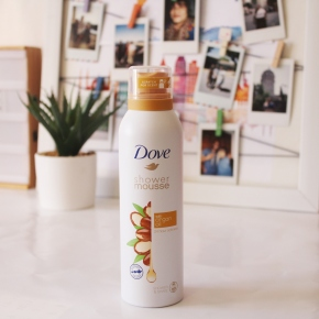 {Review} My new fave ALL-IN-1 shower and shave mousse fromDove