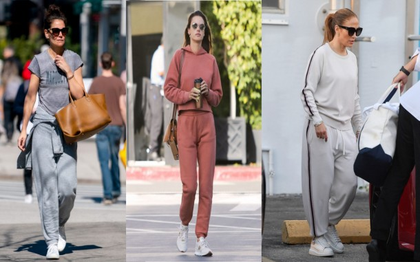 City Girl Vibe x Celebs wearing loungewear