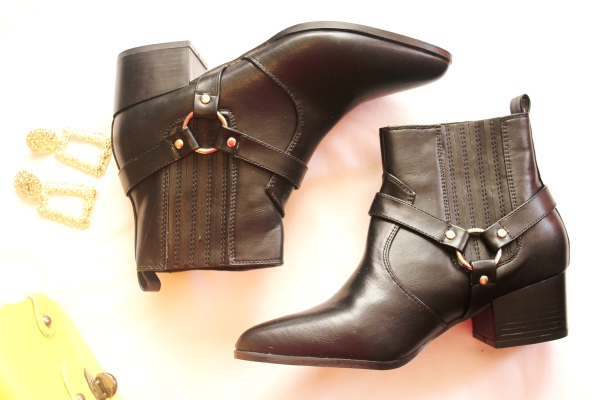 City Girl Vibe x Edgars Free2Bu Boots
