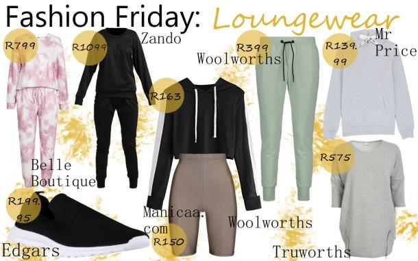 City Girl Vibe x Loungewear trend