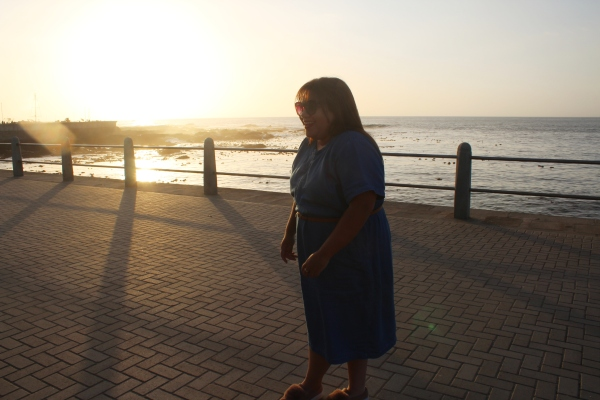 City Girl Vibe x Seapoint Sunset