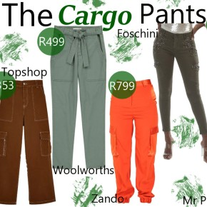 Fashion Friday: The Cargo Pants