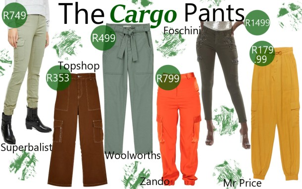 City Girl Vibe x The Cargo Pants Trend