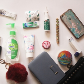 What is in my handbag… Lockdown addition.