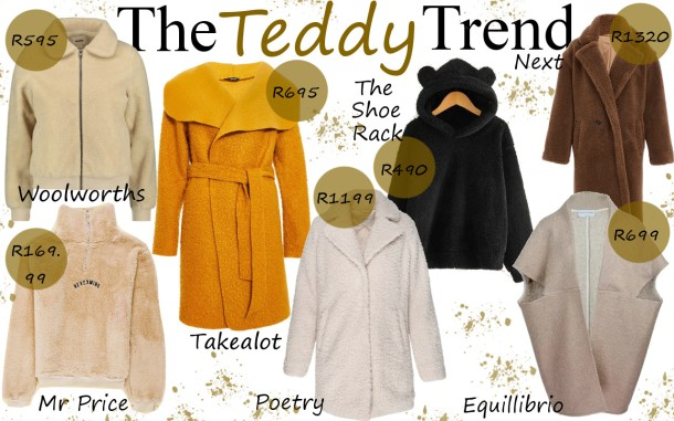 City Girl Vibe x The Teddy Trend