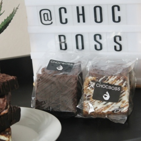 [Support Local] Yummy Brownies from Choc Boss