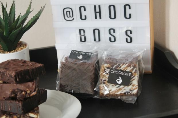 City Girl Vibe x Choc Boss Brownies