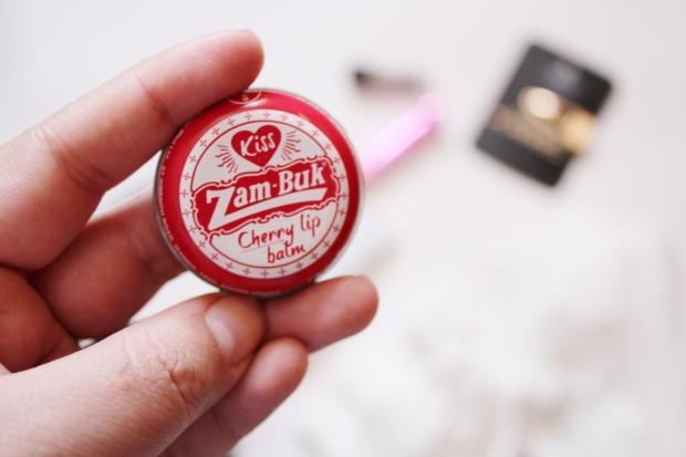 City Girl Vibe x Zam-Buk Cherry Lip Balm