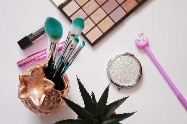 City Girl Vibe x Clicks Mermaid Brushes Review