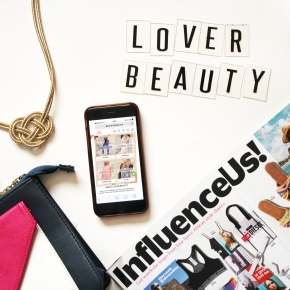 Let's do some online shopping with Lover Beauty.