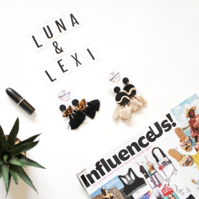 [Support Local] Stylish and Trendy Polymer Clay Earrings from Luna & Lexi