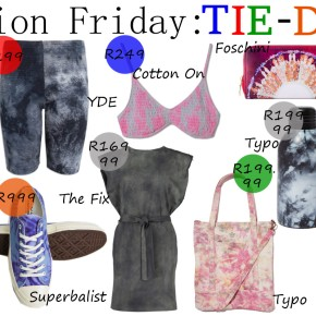 Fashion Friday: The Tie-Dye Trend